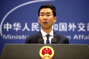 Trung Quốc dọa 'trả đũa' nếu Mỹ không rút dự luật 'Dân chủ và Nhân quyền Hong Kong'