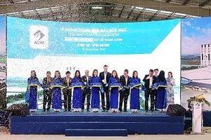 ADM có nhà máy thức ăn chăn nuôi thứ 5 tại Việt Nam