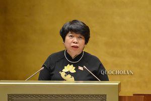 Quốc hội nghe tiếp thu, giải trình và chỉnh lý dự thảo Bộ luật Lao động (sửa đổi)