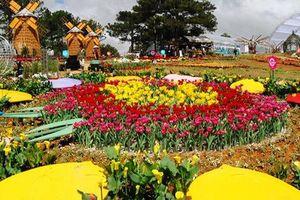Lâm Đồng tu sửa, chỉnh trang đô thị phục vụ Festival Hoa Đà Lạt 2019