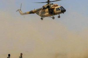 Taliban bắn rơi trực thăng Mỹ ở Afghanistan?