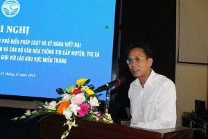 Kon Tum: Tập huấn nghiệp vụ cho cán bộ thông tin các địa phương có đường biên giới