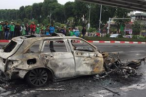 Phó Thủ tướng Thường trực biểu dương hành động cứu người của Trung tá CSGT