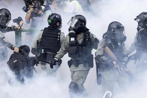 Lý do EU hạn chế lên tiếng quyết liệt về biểu tình Hong Kong
