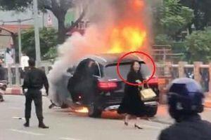 Nữ tài xế Mercedes khai đạp nhầm chân ga