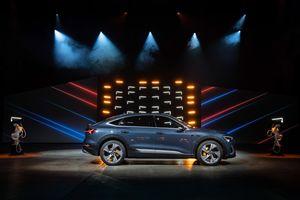 E-tron Sportback - xe điện thứ 2 của Audi trình làng