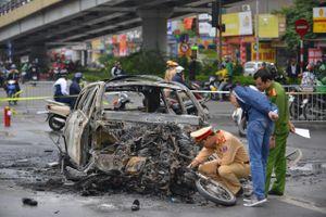 Xe Mercedes có phanh tự động vẫn gây tai nạn chết người ở Hà Nội?
