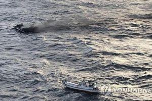 Hàn Quốc hỗ trợ gia đình các thuyền viên Việt Nam mất tích