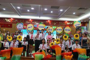 TPHCM: Nhiều mô hình sáng tạo ở trường học hưởng ứng cuộc vận động người dân không xả rác