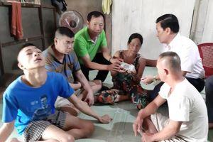 Báo SGGP trao 19 triệu đồng cho hộ nghèo ở Trà Vinh