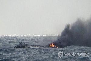Cháy tàu cá Dae Seong: Hàn Quốc khẳng định phối hợp bảo hộ công dân Việt