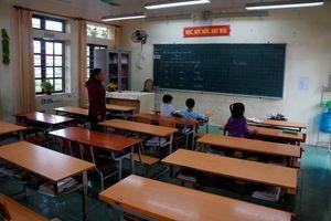 Mê Linh - Hà Nội: Bố mẹ phản đối dự án nghĩa trang, hơn 2 nghìn trẻ bị nghỉ học