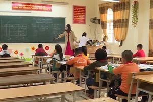 Huyện Mê Linh (Hà Nội): Nỗ lực vận động học sinh quay lại trường