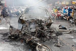 Tin mới nhất vụ nữ tài xế Mercedes gây tai nạn chết người ở Hà Nội