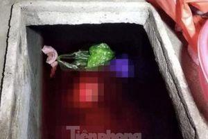 Mới nhất vụ hung thủ giết mẹ vợ rồi vứt xác vào bể nước