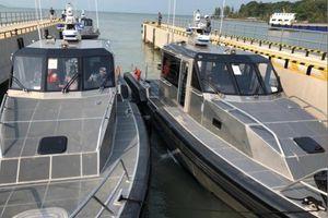Việt Nam nói về việc sắp nhận thêm tàu tuần tra cao tốc từ Mỹ