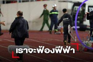 Trợ lý tuyển Thái Lan phủ nhận khiêu khích HLV Park Hang Seo