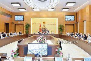Thông qua đề án sắp xếp các đơn vị hành chính cấp huyện, xã của 8 tỉnh