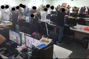 Tin tức thế giới 21/11: Malaysia bắt gần 1.000 người Trung Quốc lừa đảo trực tuyến