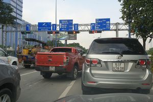 TP.HCM sẽ lắp camera phát hiện lỗi vi phạm giao thông