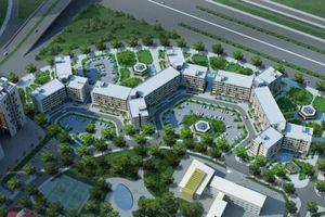 Xây khu đô thị hơn 25ha ở Quảng Nam