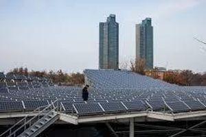 Hàn Quốc tham vọng bao phủ các tòa nhà công cộng bằng các tấm pin mặt trời