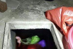 Đang điều tra nghi án con rể 'ngáo đá' sát hại mẹ vợ rồi giấu xác trong bể nước mưa