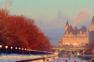 10 thành phố đẹp nhất vào mùa đông cho khách du lịch