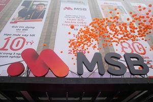 MSB đã nộp hồ sơ đăng ký niêm yết hơn 1,17 tỷ cổ phiếu trên sàn HoSE