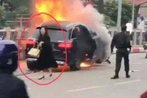 Tạm giữ hình sự nữ tài xế Mercedes gây tai nạn ở đường Lê Văn Lương