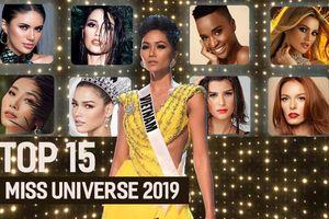 H'Hen Niê dự đoán Hoàng Thùy lọt Top 15 Miss Universe 2019, 'kèn cựa' cùng hoa hậu Brazil - Mỹ - Thái Lan