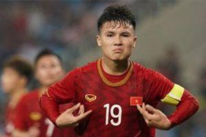 Quang Hải nhận trọng trách quan trọng tại SEA Games 30