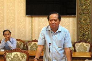 TP HCM chỉ đạo khẩn vụ án cựu Phó chủ tịch Nguyễn Hữu Tín