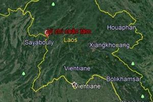 Sáng nay, Hà Nội rung lắc do dư chấn động đất ở Lào