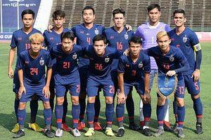 Danh sách cầu thủ U22 Thái Lan tham dự SEA Games 30, trẻ nhất 17 tuổi