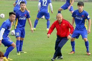Quang Hải là đội trưởng U22 Việt Nam dự SEA Games 30