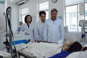 Thứ trưởng Bộ Y tế vào Đà Nẵng kiểm tra vụ sản phụ thiệt mạng