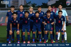 U22 Thái Lan chốt danh sách đấu Việt Nam tại SEA Games 30, không dùng cầu thủ hơn tuổi