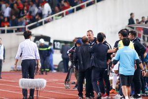 Trợ lý HLV Thái Lan xúc phạm HLV Park Hang Seo, VFF kiến nghị lên AFC