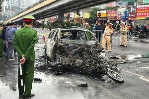 Phó Thủ tướng gửi thư khen CSGT cứu tài xế Grab trong vụ xe Mercedes gây tai nạn liên hoàn