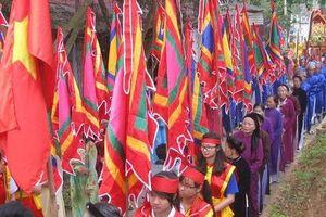 Độc đáo lễ hội làng Hạ Bì Hạ - Tri ân công đức Vua Hùng