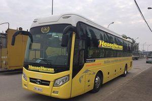 Ứng dụng công nghệ vận tải hiện đại nhất Việt Nam trên tuyến xe khách Hà Nội-Lào Cai-Sapa