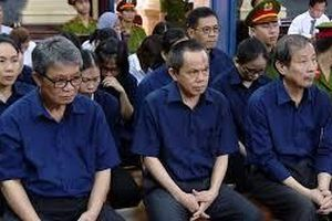 Nhóm bị cáo là người thân của bà Hứa Thị Phấn xin được giảm nhẹ hình phạt