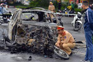 Nữ tài xế Mercedes tông chết người đối diện hình phạt nào?