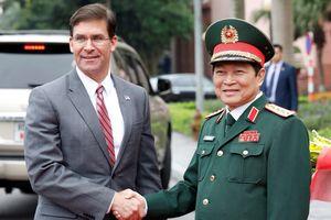 Mỹ chuyển giao thêm tàu tuần duyên lớp Hamilton cho Việt Nam