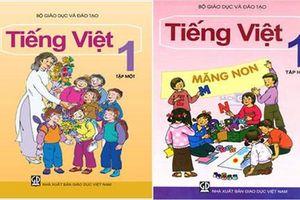 Công bố sách giáo khoa lớp 1 mới vào chiều nay