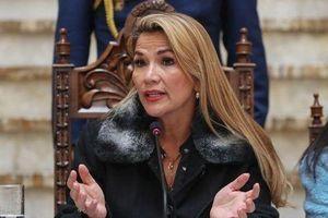 Bolivia: Đảng của cựu Tổng thống Morales công nhận Tổng thống lâm thời