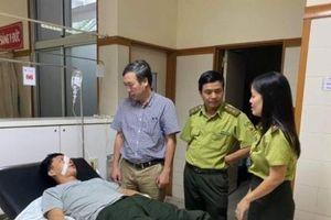 Thừa Thiên Huế: Cán bộ bảo vệ rừng bị hành hung tại trụ sở