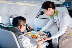 Loạt tiêu chuẩn làm nên suất ăn 5 sao của Bamboo Airways