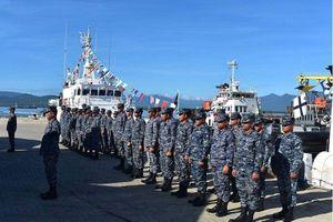 Hải cảnh Philippines điều thêm hai tàu tuần tra Biển Đông